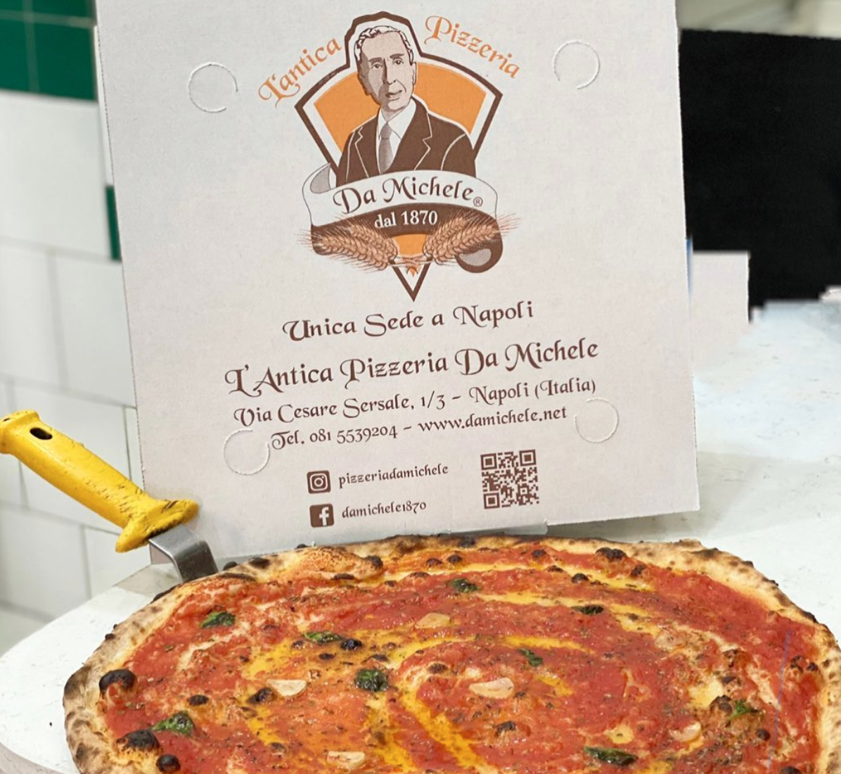 An Italian pizzeria serving 'the best pizza in the world' is coming to King Street, The Manc