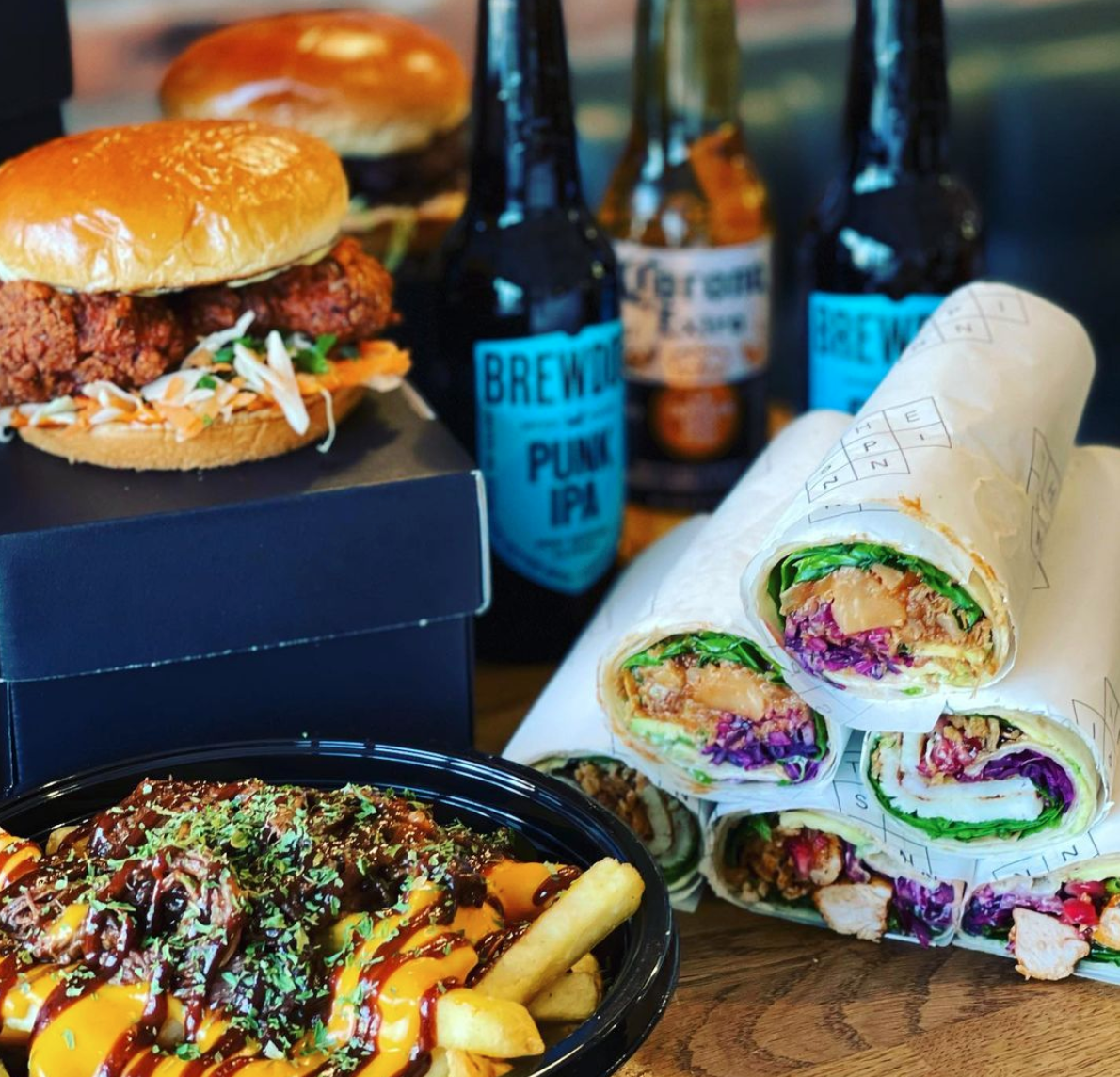 Three Greater Manchester takeaways voted among the best in the UK in this year's British Takeaway Awards, The Manc