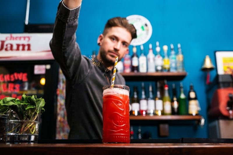 New cocktail bar Cherry Jam opens in Stockport, The Manc