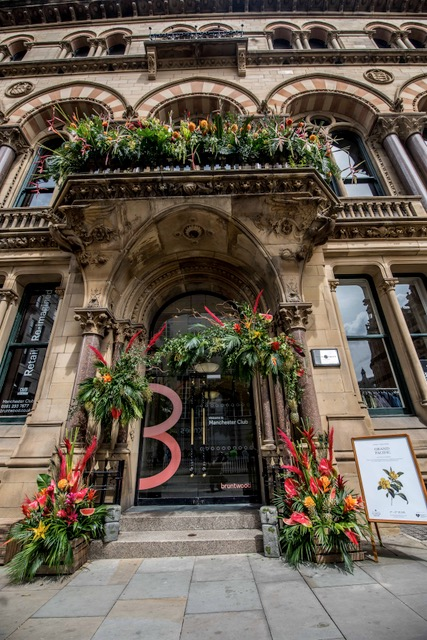 Manchester Flower Show to take over city for nine-day festival, The Manc