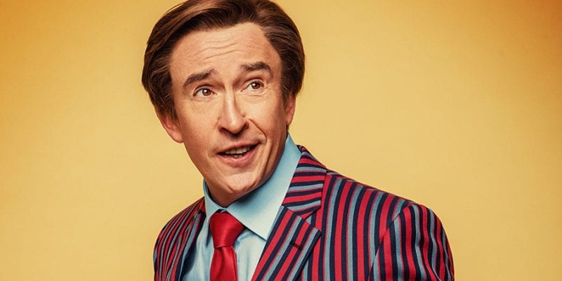 Alan Partridge set for Manchester during new arena tour, The Manc