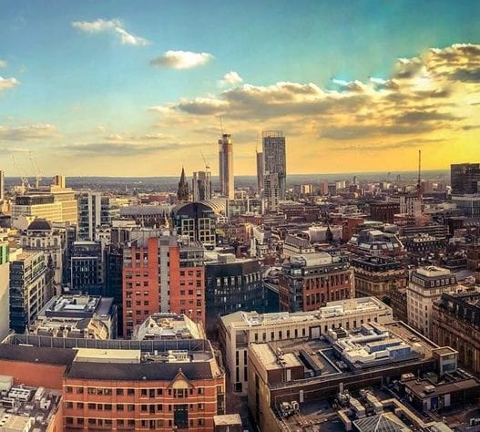 Manchester has been named one of the top cities in the UK for people getting engaged, The Manc