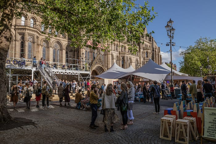 Manchester International Festival reveals lineup for Festival Square, The Manc