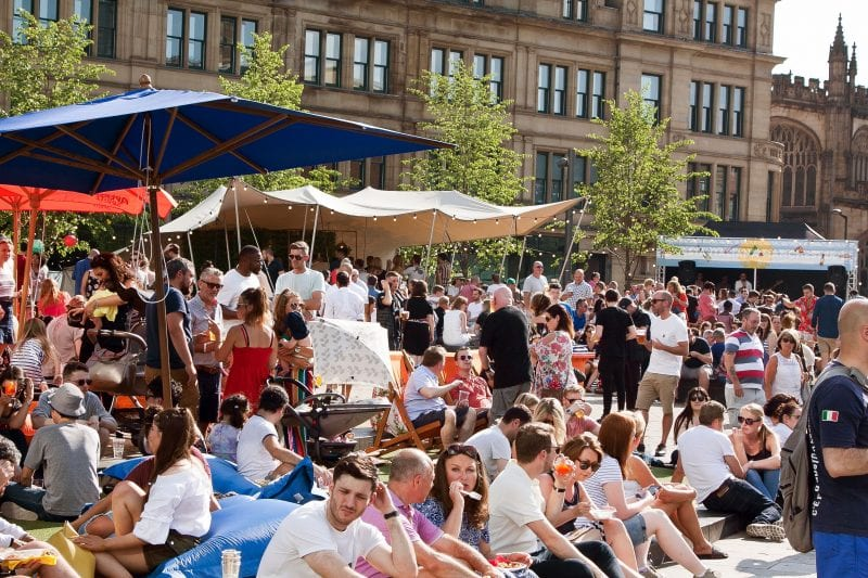 A huge Italian food festival and outdoor cinema is coming to Manchester, The Manc