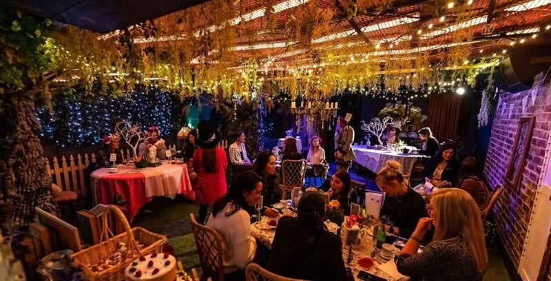 You can still grab tickets for the 'immersive' Alice in Wonderland-themed cocktail experience coming to Manchester, The Manc
