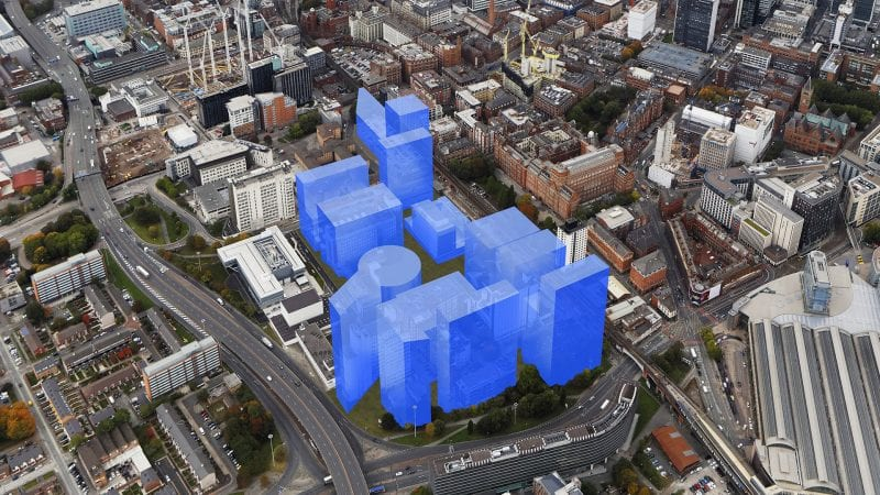The £1.5bn district spanning 4 million square feet coming to Manchester, The Manc