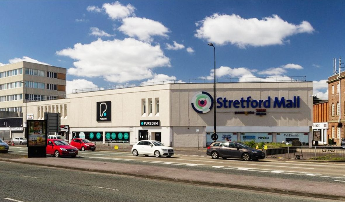 A rooftop bar and open air cinema could be coming to Stretford Mall, The Manc
