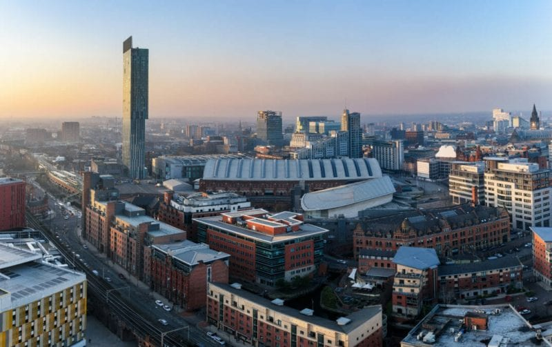 Manchester makes top 10 list for city breaks and is named 'the foodie city', The Manc