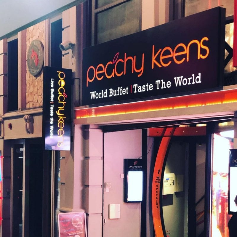 Peachy Keens in Printworks is closing down permanently, The Manc