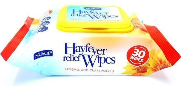 People are raving about these 99p hay fever wipes that 'rapidly' relieve symptoms again, The Manc