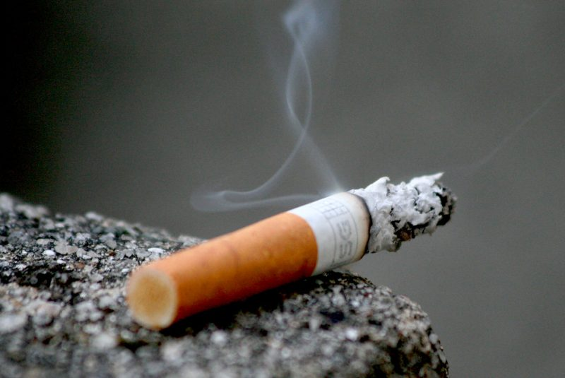 Manchester is one of five councils to ban smoking outside pubs, restaurants and cafes, The Manc