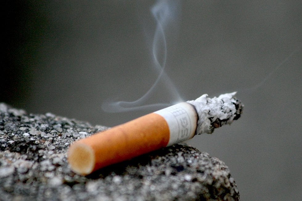 The legal age for buying cigarettes in the UK could be raised to 21, The Manc