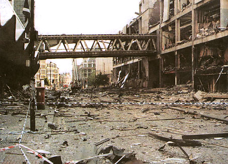'Limited' new leads in investigation of 1996 Manchester bombing, The Manc