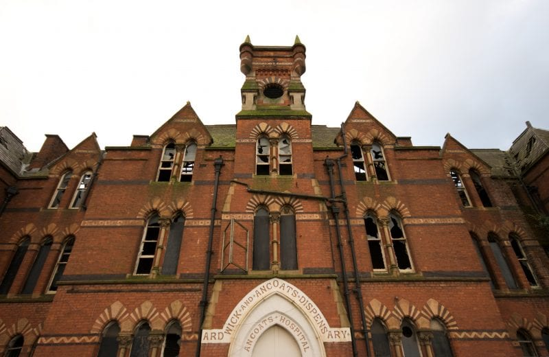 'This is our heritage':  How a neighbourhood saved Ancoats Dispensary from demolition, The Manc