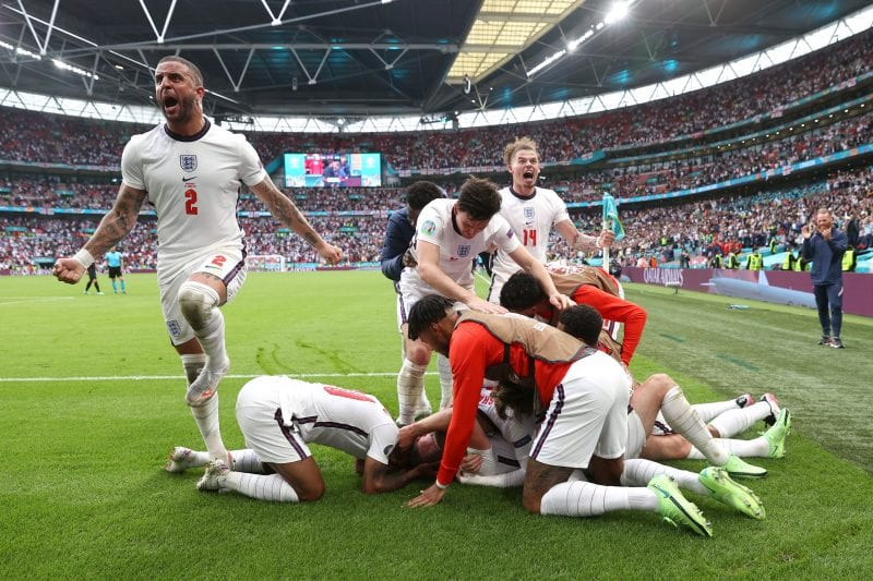 Manchester reacts to England's stunning win over Germany, The Manc