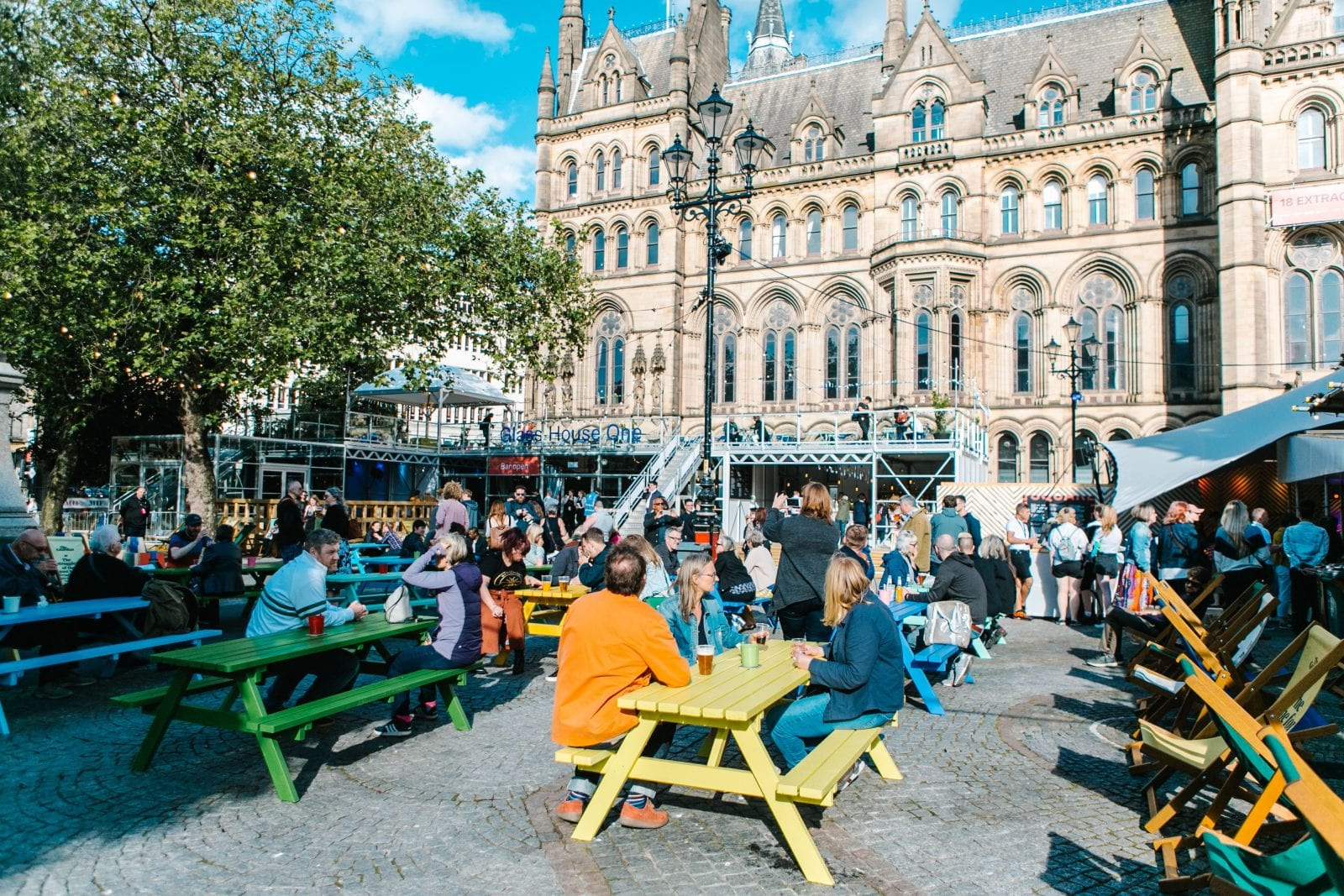 Manchester International Festival releases free music lineup for Festival Square, The Manc