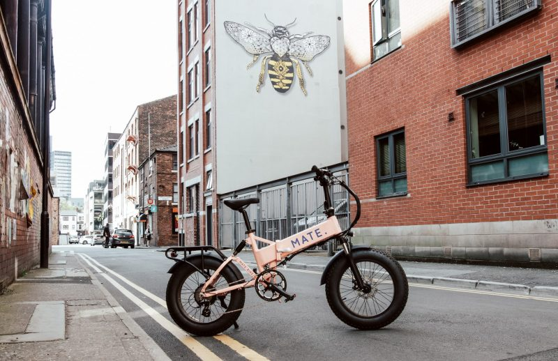 Fancy taking an e-bike out for a spin? There's a pop-up event coming to Manchester this weekend, The Manc