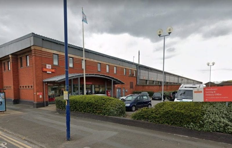 Manchester's Royal Mail sorting office on Oldham Road sold for £45m, The Manc