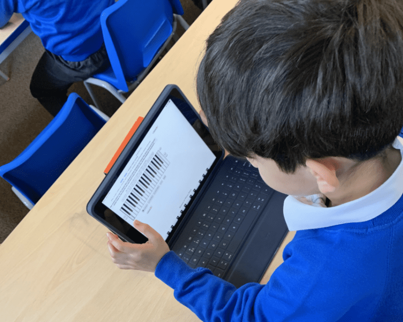 How Sync helped every pupil at an Oldham primary school get their very own iPad, The Manc