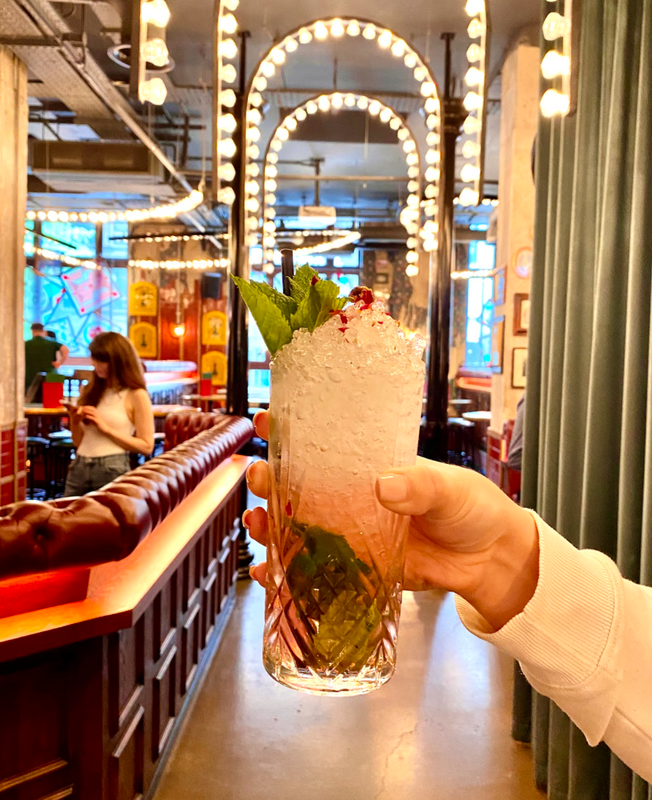 Manchester Flower Show's 'cocktail trail' is the perfect way to spend a summer's day in the city, The Manc