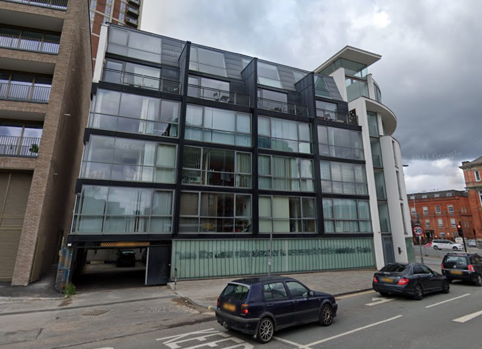 Residents in Salford apartment block handed £100k bill to remove cladding, The Manc