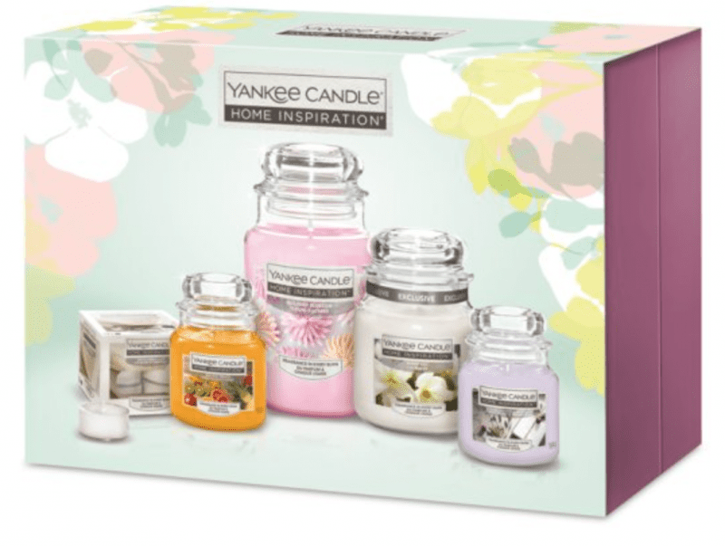 Tesco slashes the price of popular Yankee Candle gift sets by half to £25, The Manc