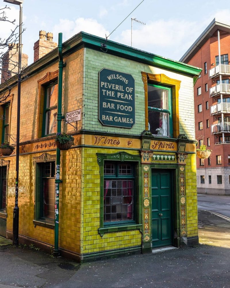 The weird (and wonderful) history of the Peveril of the Peak, The Manc