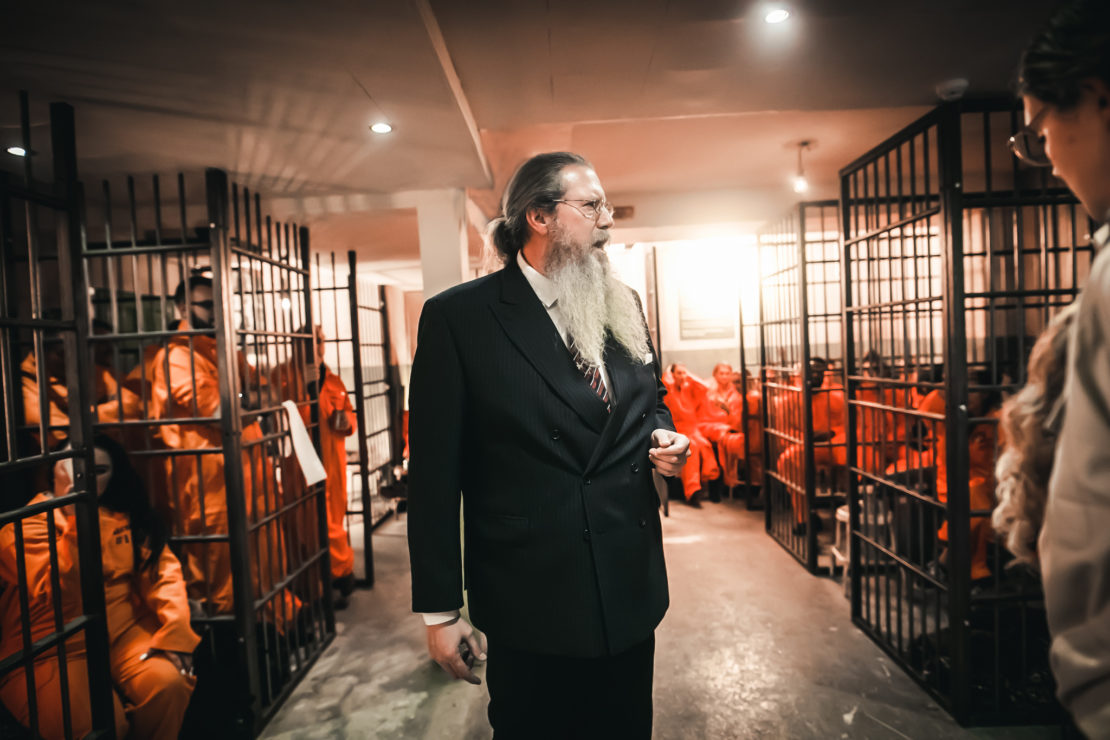 A prison-themed bar is coming to Manchester and 'inmates' can sip on cocktails in a cell, The Manc