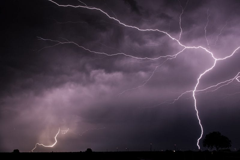 Three-day 'Yellow Warning' for thunderstorms in Manchester this week, The Manc