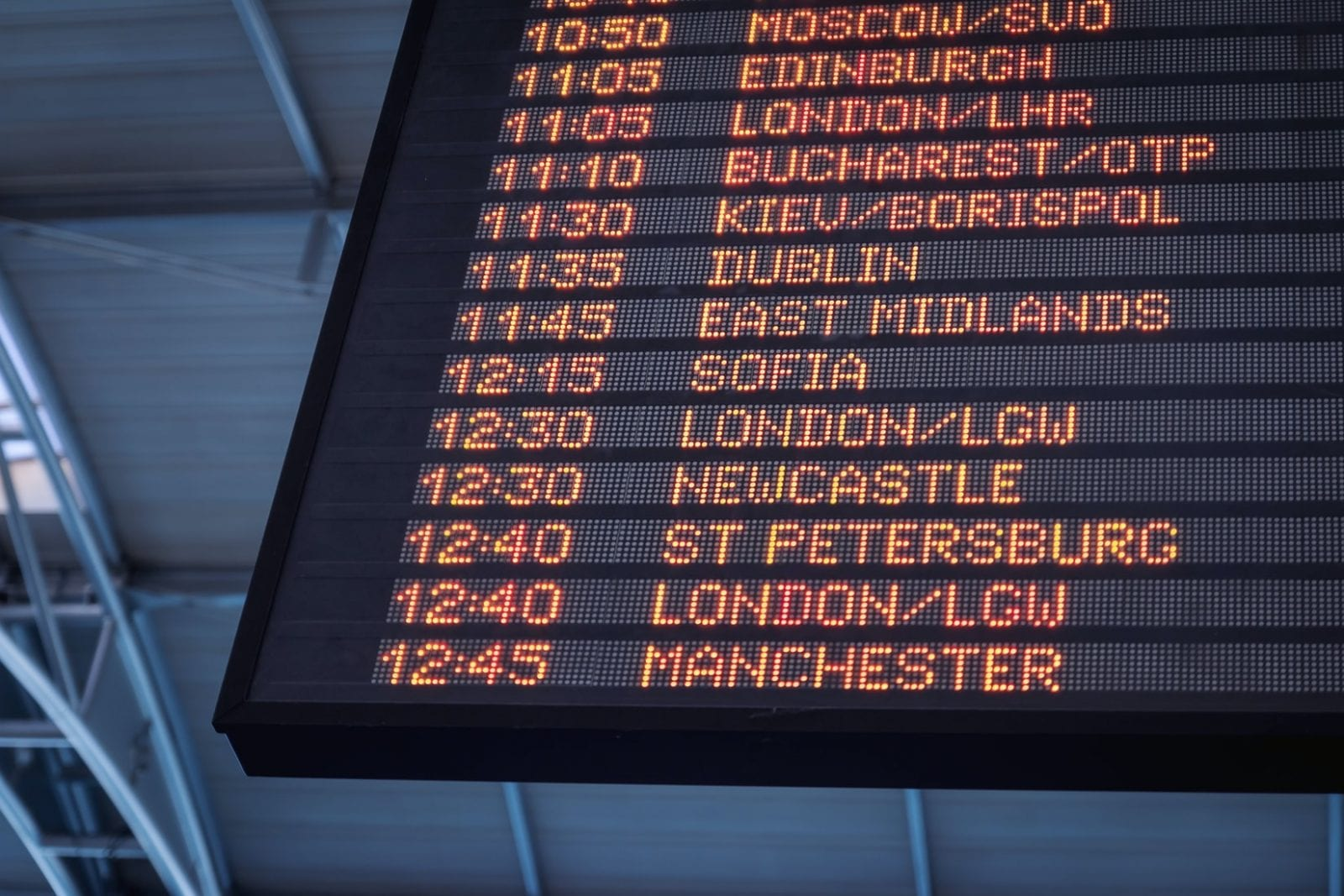 Ministers looking at potential easing of international travel restrictions for double-jabbed Brits, The Manc