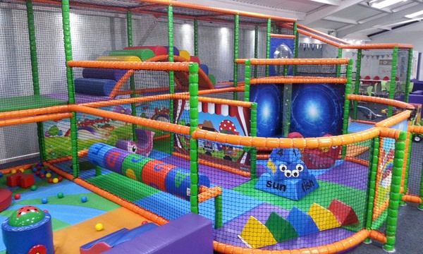 A popular Wigan soft play centre is now opening its doors to dogs, The Manc