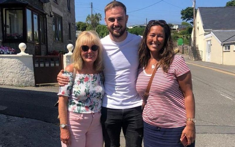 Heroic Stockport estate agent saves woman from drowning at sea, The Manc