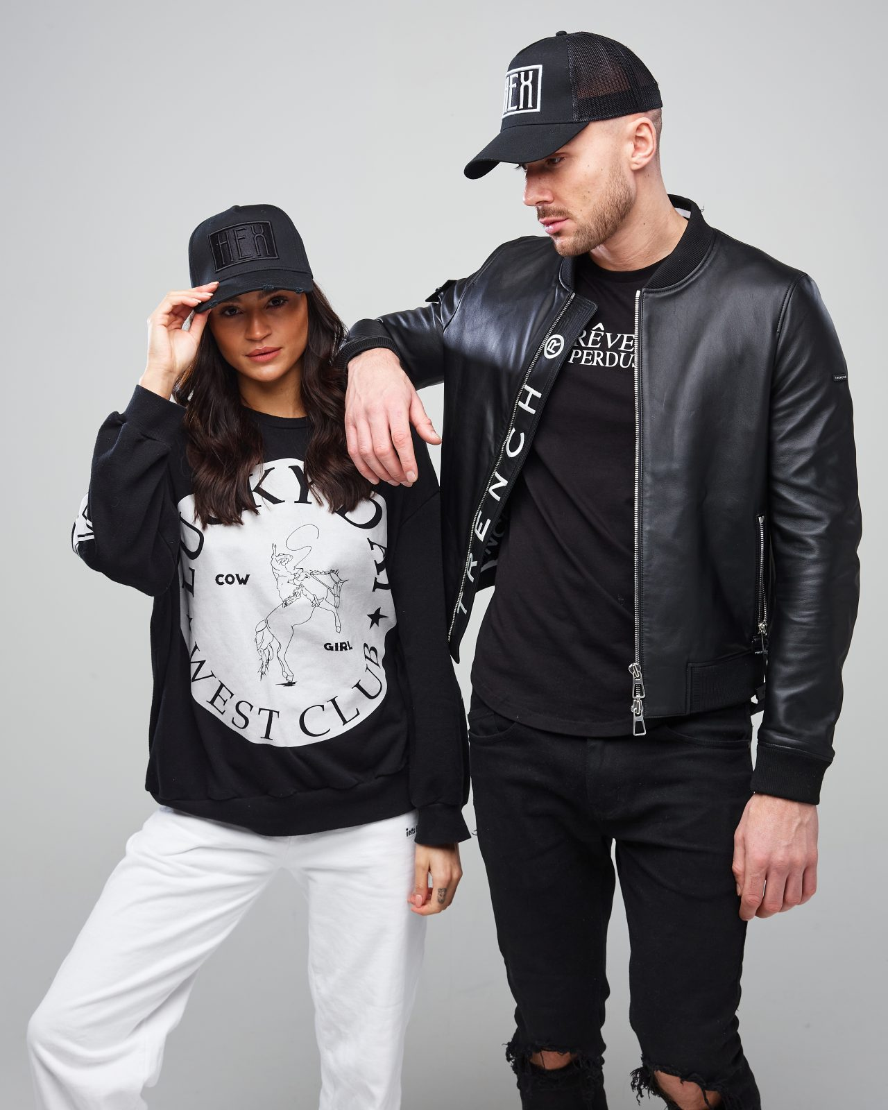 HEX MCR: How a pair of construction experts launched Manchester's hottest new fashion line, The Manc