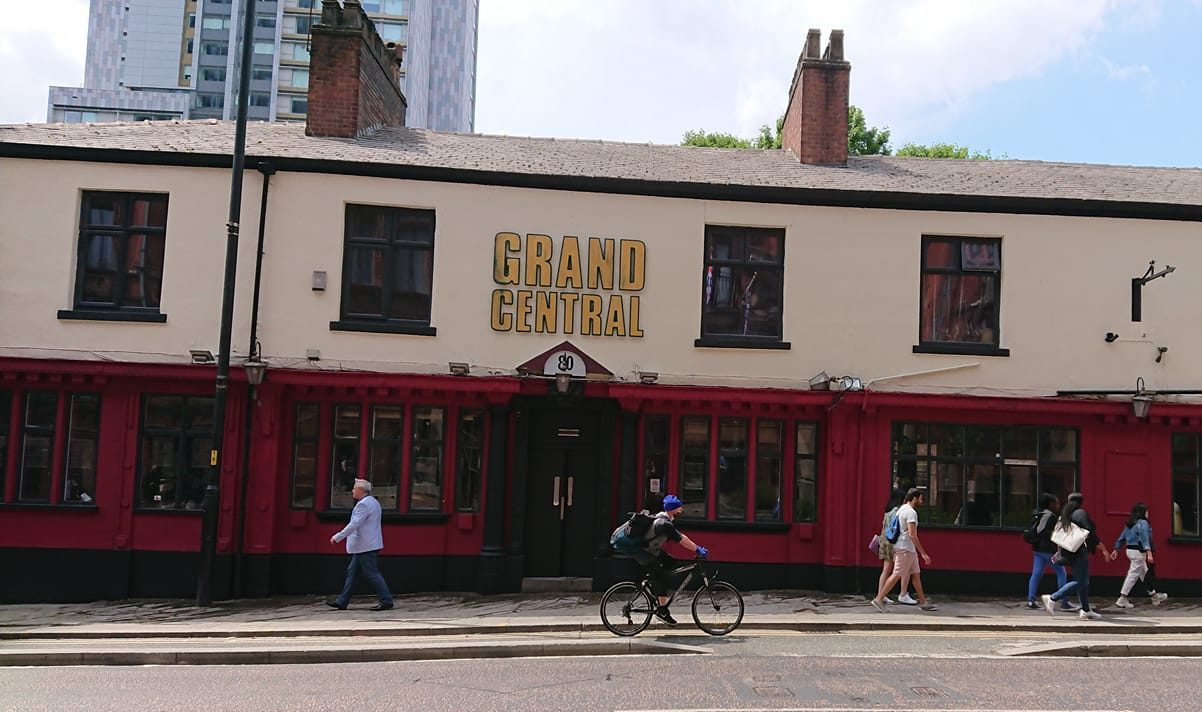 Petition launched to save Manchester's legendary metal pub Grand Central from closure, The Manc