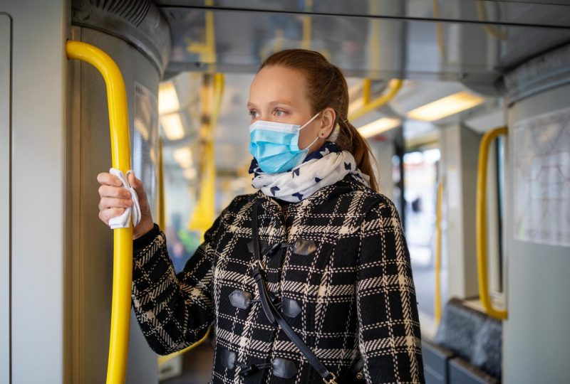 Public transport companies can decide own face mask rules after 19 July, transport secretary says, The Manc