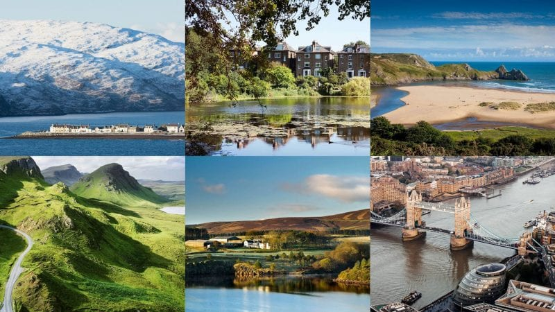 Staycation locations across the UK, The Manc