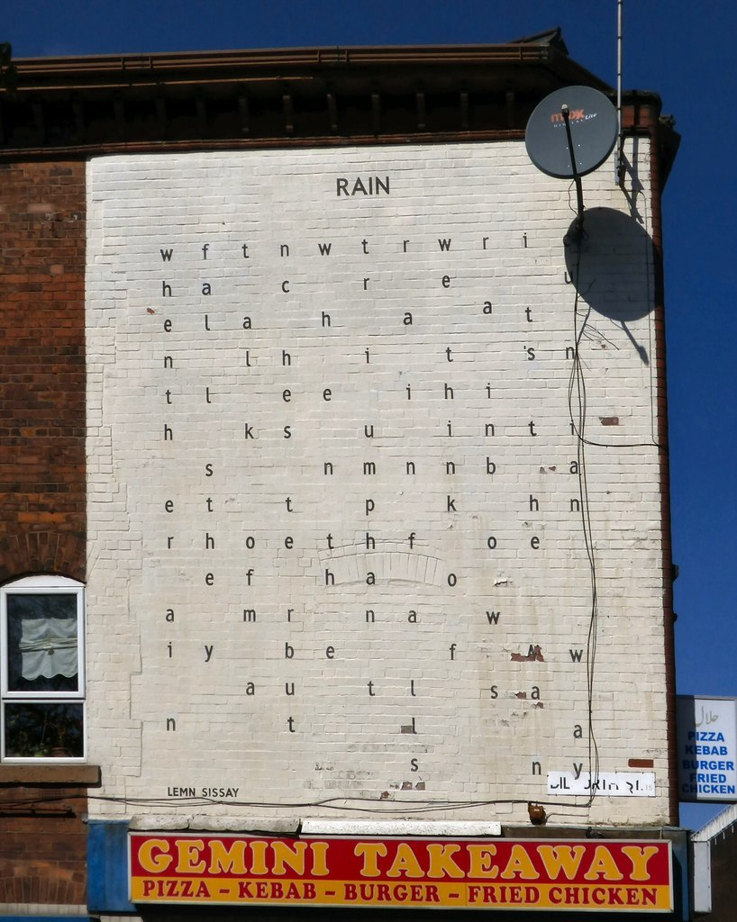 'Flags': The poem that's written on the streets of Manchester, The Manc