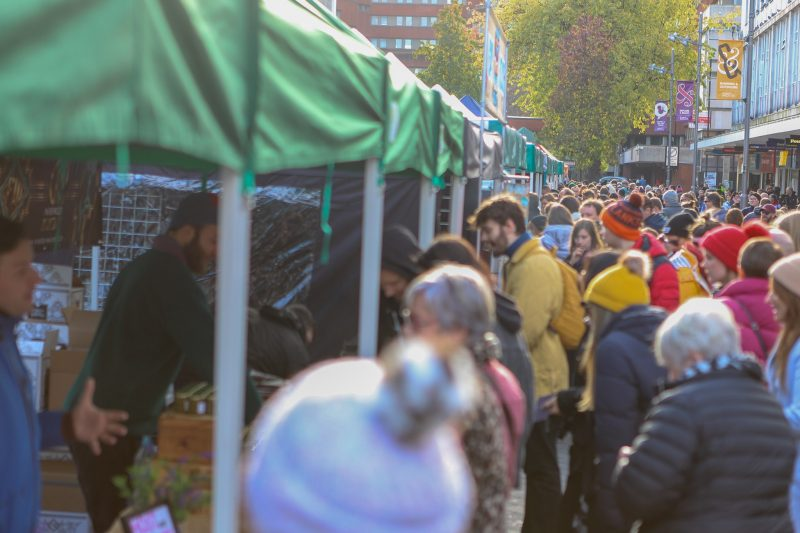 Vegan market with street food, clothing and craft stalls comes to Rochdale this weekend, The Manc