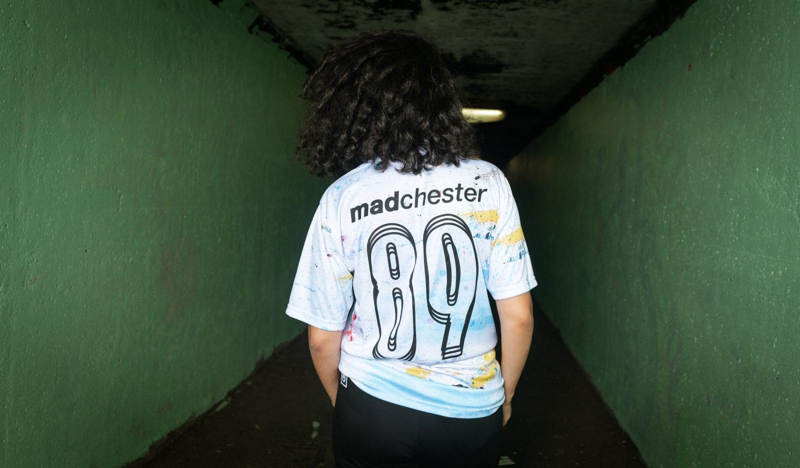 Special edition PUMA x Man City x Madchester jersey goes on sale, The Manc