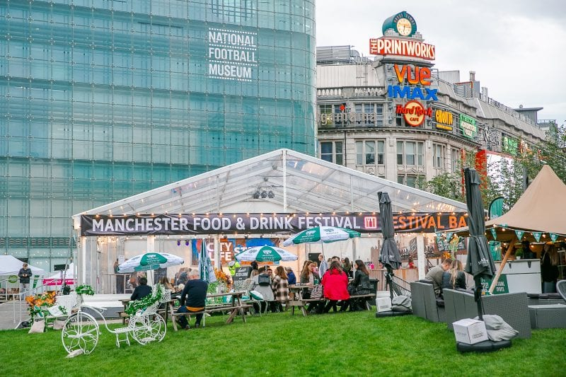 Manchester Food and Drink Festival reveals 2021 line-up, The Manc