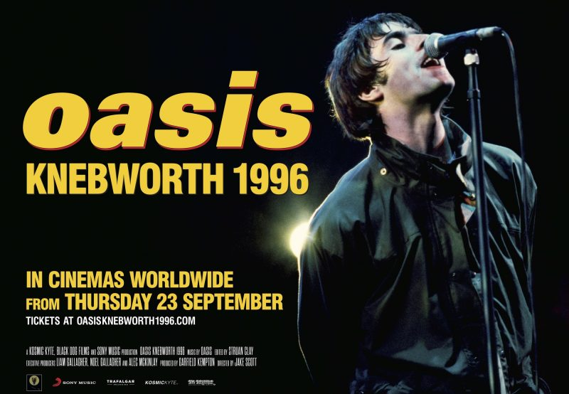 New Oasis 'Knebworth' documentary produced by Liam and Noel coming in September, The Manc