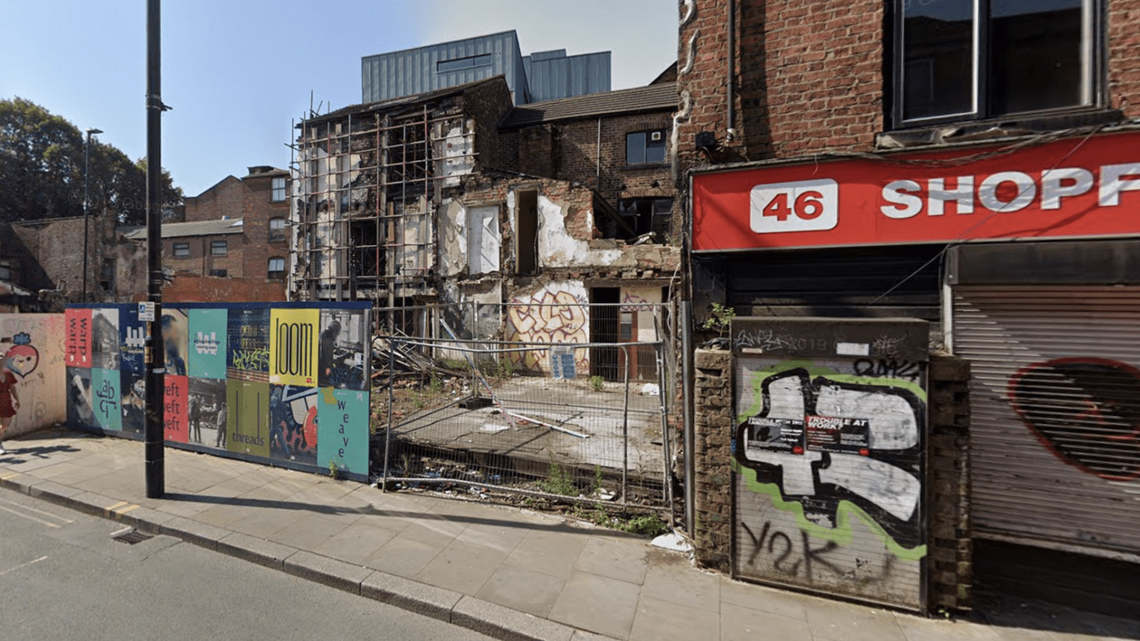 Listed Northern Quarter cottages to be demolished in planning u-turn, The Manc