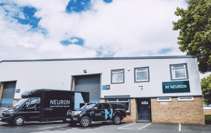 Neuron: The dream team of AV specialists born out of Manchester's underground scene, The Manc