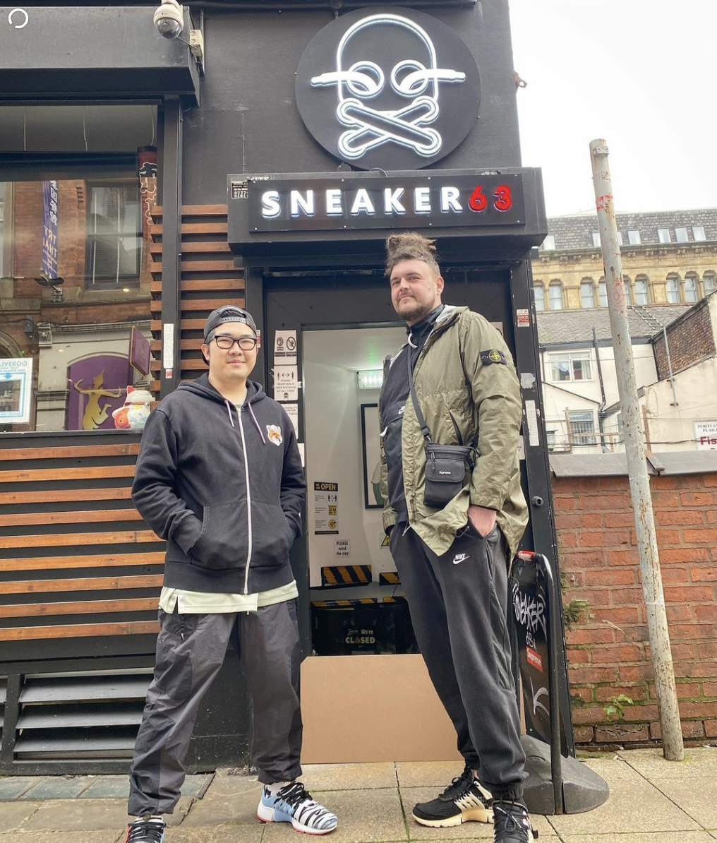 Beloved Manchester sneaker shop owner battling inoperable late-stage cancer has message for others, The Manc
