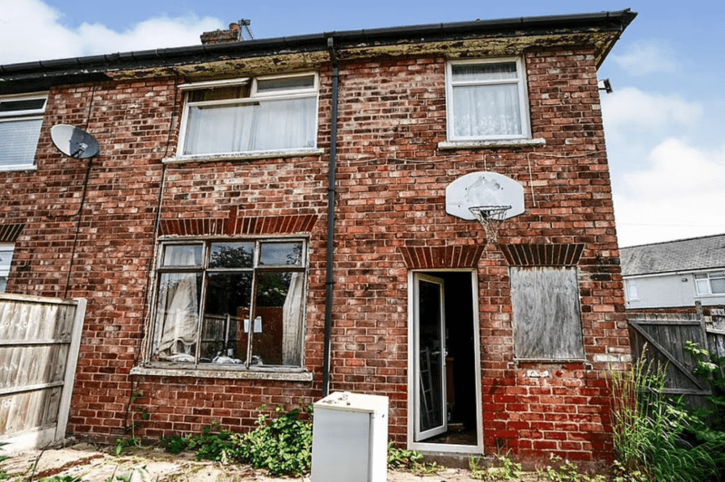 Cheshire home goes viral after appearing on Rightmove in 'horrendous state', The Manc