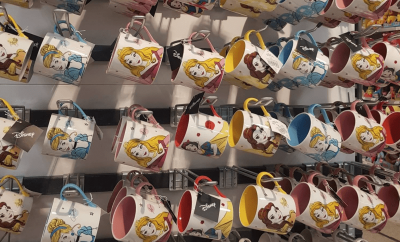 People are loving these Disney princess mugs that are only £1.99 at Home Bargains, The Manc