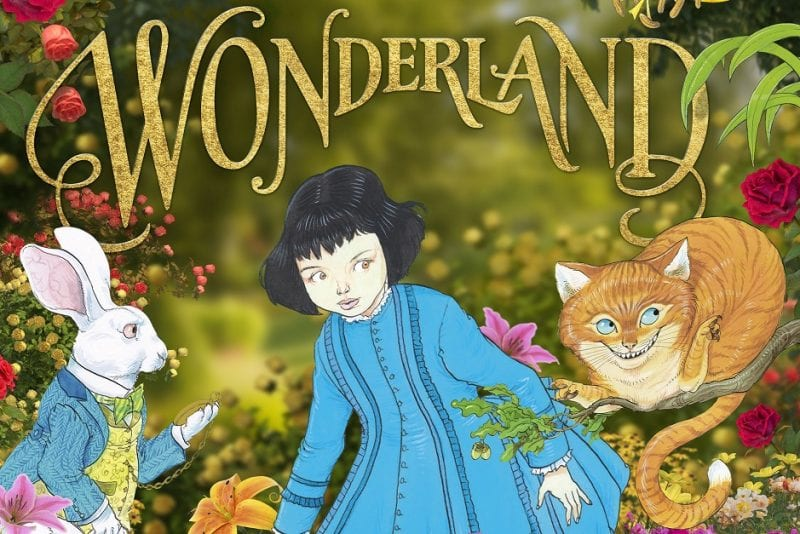 The world of Alice in Wonderland is coming to RHS Garden Bridgewater this summer holidays, The Manc