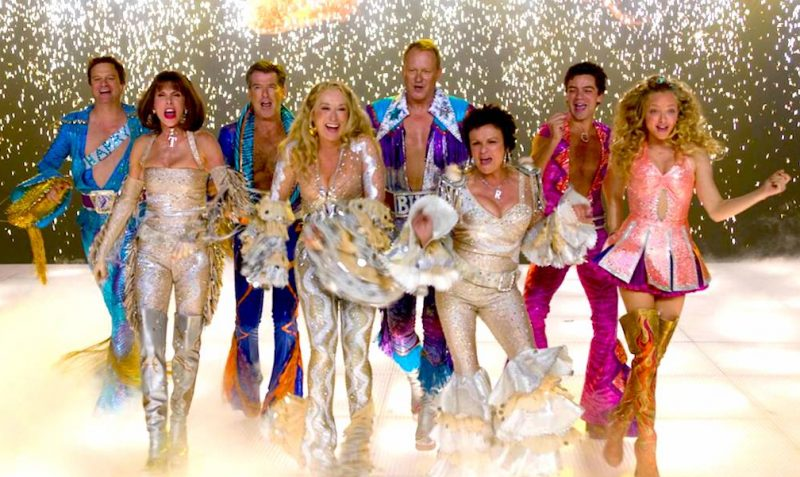 There's a Mamma Mia bottomless 'singing cinema' coming to Manchester next month, The Manc