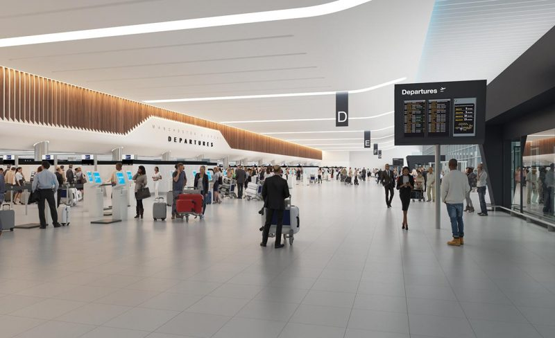 Manchester Airport's huge new Terminal 2 extension opens this week, The Manc