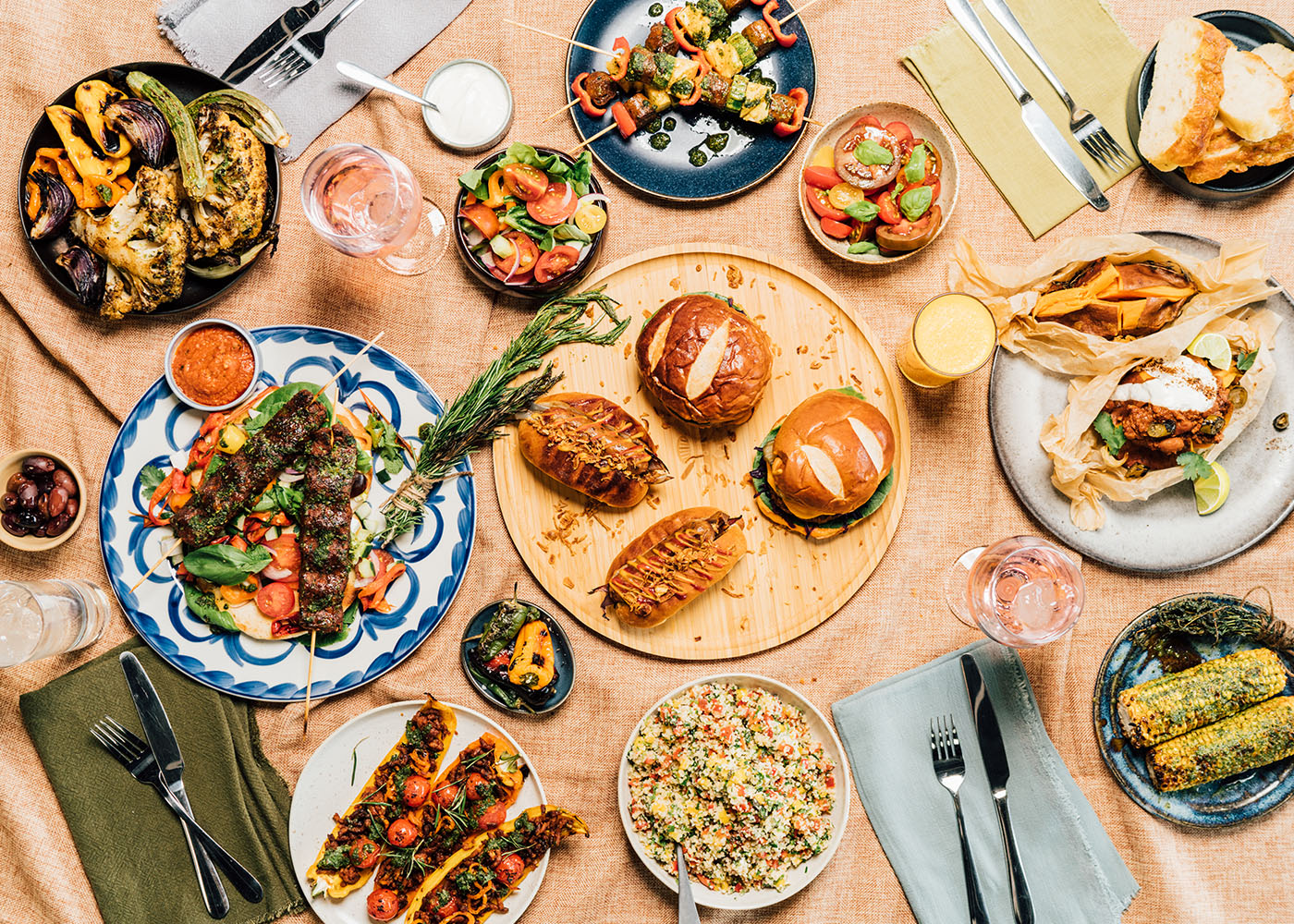 The UK's first plant-based barbecue drive-thru to open in Manchester, The Manc